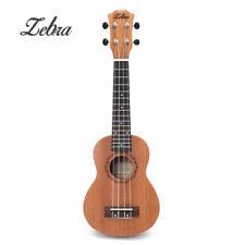21 inch 15 Frets Mahogany Soprano Ukulele Guitar Uke Sapele Rosewood 4 Strings