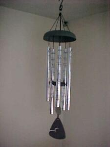NEW IN BOX CARSON WIND CHIMES RELIGIOUS SONNET BLESSINGS INDOOR OUTDOOR
