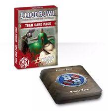Blood Bowl NURGLE Team Card Pack - BNIB OOP