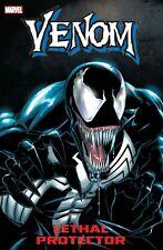VENOM: LETHAL PROTECTOR TPB Marvel Comics DAVID MICHELINIE, MARK BAGLEY TP