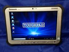 ▲Panasonic Toughpad FZ-G1 MK4 2.40GHz i5-6300U - 8G RAM - 256GB - 4G/LTE▲0 Hours