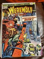 Werewolf By Night #21 Doug Moench Marvel Comics