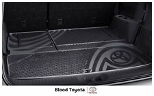 Genuine Toyota Kluger Rubber Cargo Mat December 2013 to current - All Grades