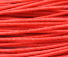 81ft Red 1mm Round Elastic Cord Beading & Crafts Shock Cord (3x9yds)