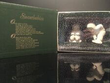 SnowBabies I Can Touch My Toes Dept 56