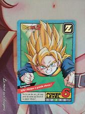 Dragon ball z gt dbz super battle carddass card part power card 572 japan nm