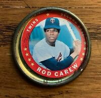 1971 Topps COINS #24 Rod Carew - Twins