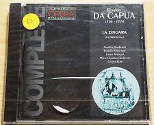 RINALDO DA CAPUA - LA ZINGARA - CD SIGILLATO (SEALED)