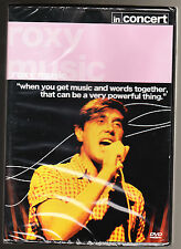 ROXY MUSIC - IN CONCERT - NEW & SEALED R2 DVD