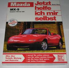 Reparaturanleitung Mazda MX-5 / MX 5 Typ NA, Baujahre 1989 - 1998