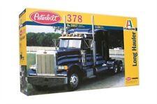 """+++ Italeri peterbilt 378 """"Long hauler"""" 1:24 803857 3857"""