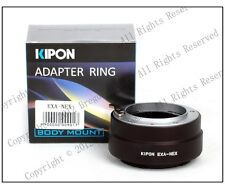 Kipon Adapter Exakta EXA to Sony E Mount NEX-5 5N 5T 5R 3N NEX-6 NEX-7 Alpha 7R
