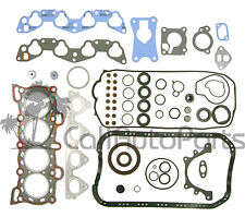 88-91 HONDA CIVIC EX CRX Si 1.6L D16A6 ENGINE GRAPHITE FULL GASKET SET