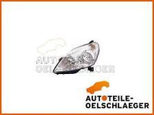 Fanale sinistro chrome Opel Zafira Anno di costruzione 08-10
