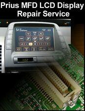 Toyota Prius Center Display Screen Repair Service  2004   2005