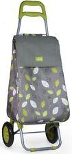Sabichi 130990 Lemongrass Shopping Trolley Multi Coloured