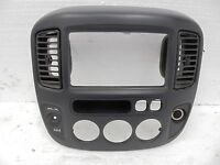 Ford Escape 4x4 Center Dash Heater Radio Bezel OEM 2L8Z7804302NAA