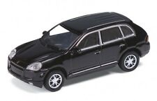 Welly 73107 PORSCHE CAYENNE TURBO schwarz 1:87 suberb detail