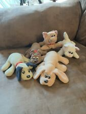 Vintage 5 Tonka Pound Puppies and Purries