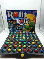 ROLIT BY GOLIATH - FAMILY STRATEGY GAME FOR 2 TO 4 PLAYERS GOOD CONDITION