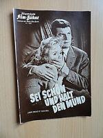 IFB Nr. 4684 sei schön und halt den Mund Illustrierte Film Bühne sehr gut