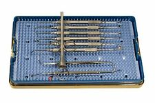 Sinus Kit 9 Instruments with case