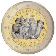2013 * 2 euro SAINT MARIN 500e Pinturicchio