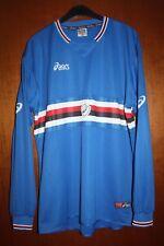 Maglia Shirt Maillot Trikot Camiseta Sampdoria Samp Asics Calcio Italia Genova