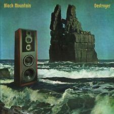 BLACK MOUNTAIN DESTROYER NEW SEALED COLOURED VINYL LP IN STOCK