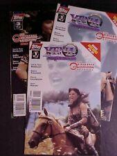XENA WARRIOR PRINCESS: THE ORPHEUS TRILOGY #'s 1-3! 1998 TOPPS COMICS
