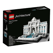 LEGO Architecture - Trevi Fountain - BNIB SEALED 21020 - MELB PICK-UP AVAIL