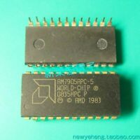 AMD AM7905ASPC DIP24 Integrated Circuit PULLED PARTS Lot Quantity-2