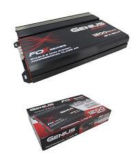 Genius Audio GFX-55X4 1200W Car Amplifier 4 Channels 2 Ohm Professional Class AB