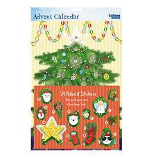 Christmas Countdown Sticker Advent Calendar- 24 Windows - 419409 Around the Tree