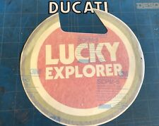 cagiva mito 125 lucky explorer ,adesivo originale carena sinistra