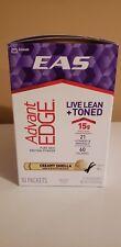 EAS AdvantEDGE Creamy Vanilla Pure Milk Protein Powder 10 ct  0.7oz./Box