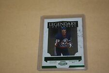 Mike Bossy 2010-11 Panini # 4 legendary Contenders  Green # 35/50