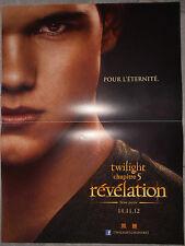Affiche TWILIGHT CHAPITRE 5 REVELATION Robert Pattinson BILL CONDON 40x60cm