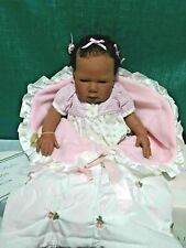"""BABY """" BETHLYN """" BREATH OF LIFE BABY BY REVA SCHICK FOR MIDDLETON DOLLS"""