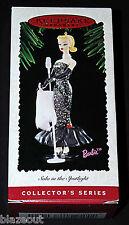 Hallmark Barbie Ornamanet Solo in the Spotlight 1995 Collector's Series Special
