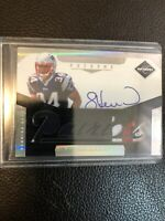 SHANE VEREEN RC AUTOGRAPH 3 COL 8X PATCH #/299 2011 NEW ENGLAND PATRIOTS Rookie