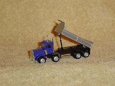 PROMOTEX  PETERBILT TWIN STEER  LOW SIDE DUMP TRUCK