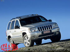 99-04 JEEP Grand Cherokee WJ 2.7 / 4.0 / 4.7 By Parts DURCH TEILE (ZJ, XJ, KJ,.)