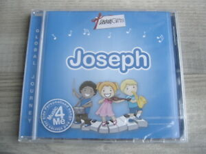 CD FOR JOSEPH present * PERSONALISED * kids childrens SONGS birthday STORY gift