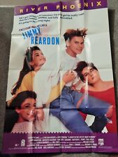 NIGHT IN THE LIFE OF JIMMY REARDON  (VIDEO DEALER 36 X 24 POSTER!, 1990S) RIVER