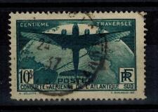 (a1) timbre France n° 321 oblitéré année 1936
