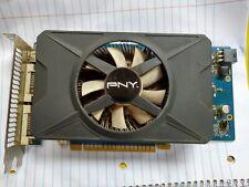 PNY NVIDIA GeForce GTX 550Ti 1GB Video Graphics Card. GDDR5