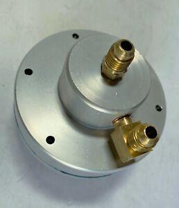 MEGAN Racing 3:1 Universal Fuel Pressure Regulator V3 Blue MR-FPR-V3-S