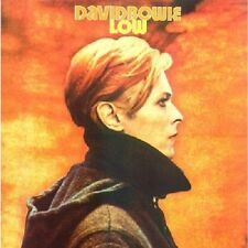 David Bowie Low CD NEW SEALED 1999 Digital Remaster Sound And Vision/Be My Wife+