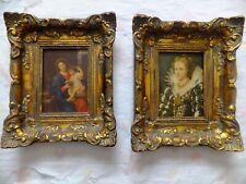 2 reproductions tableaux